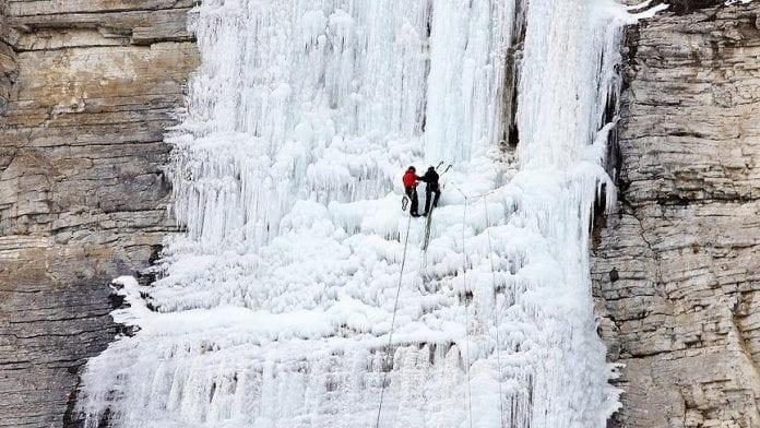 Uluslararası Buz Tırmanış Festivali