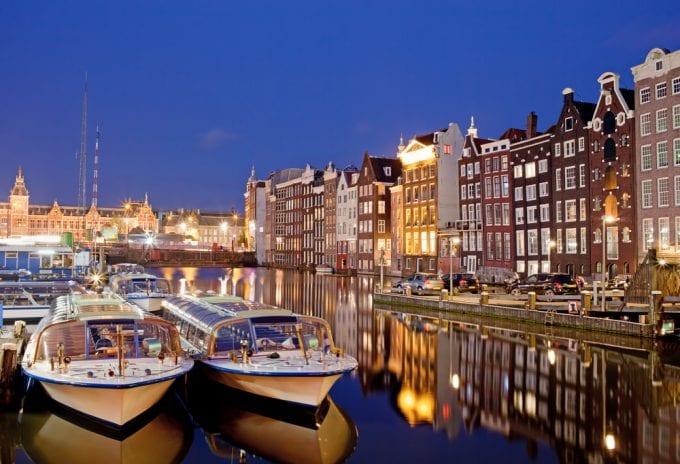 Kanal Turları Amsterdam