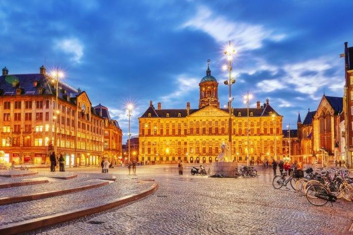 Amsterdam Kraliyet Sarayı Turu