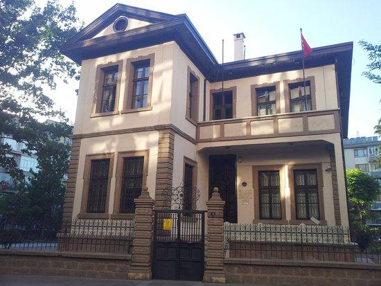 atatürk evi müzesi konya