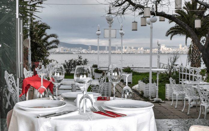 beyaz bahçe restoran