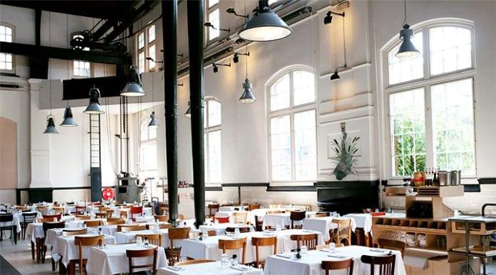 Cafe-Restaurant Amsterdam Restoran