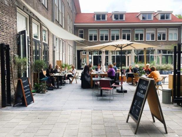 De Huiskamer van Rembrandt Restoran