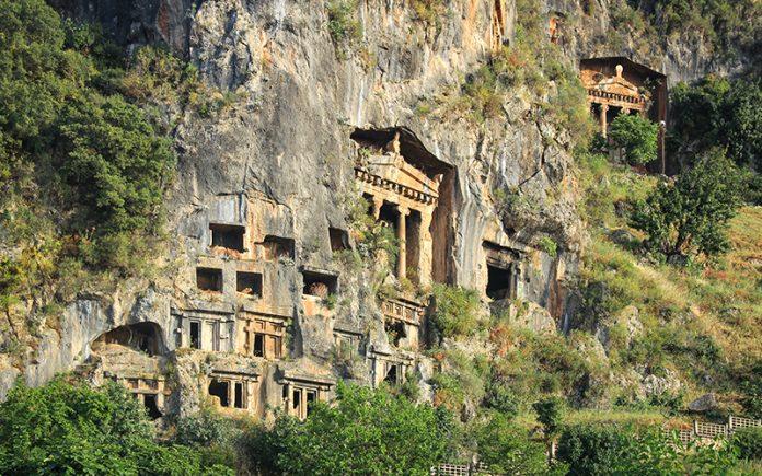 Fethiye Amintas Kral Mezarları