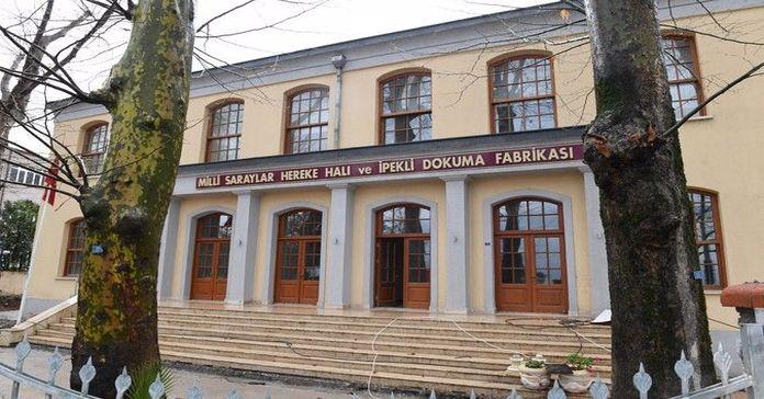 hereke halı fabrikası
