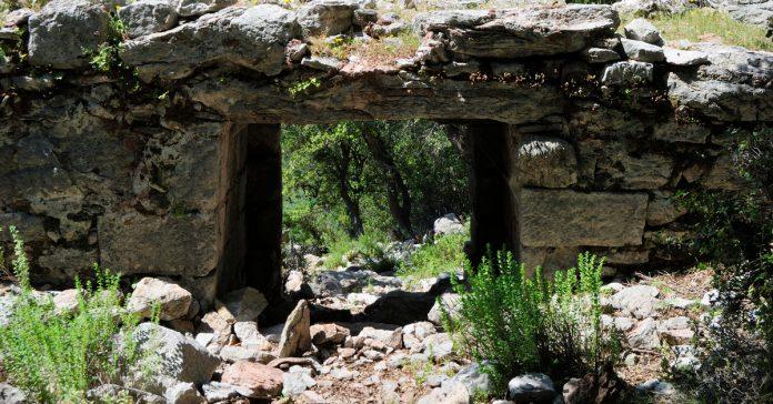hydas antik kenti