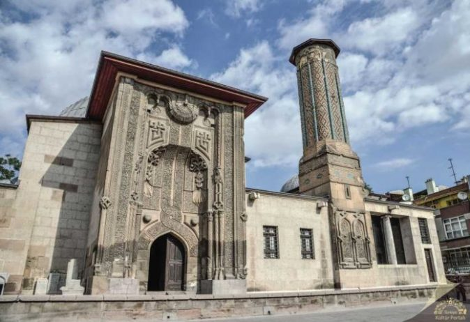 ince minareli medrese