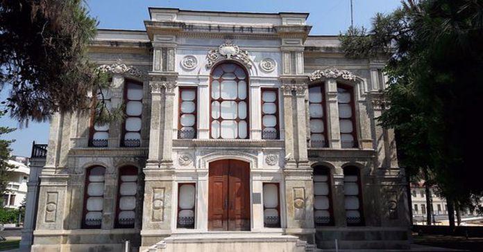 kasr-ı humayun saray müzesi