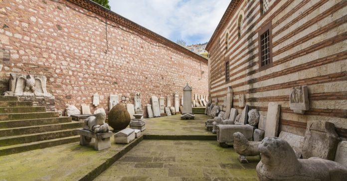manisa arkeoloji müzesi