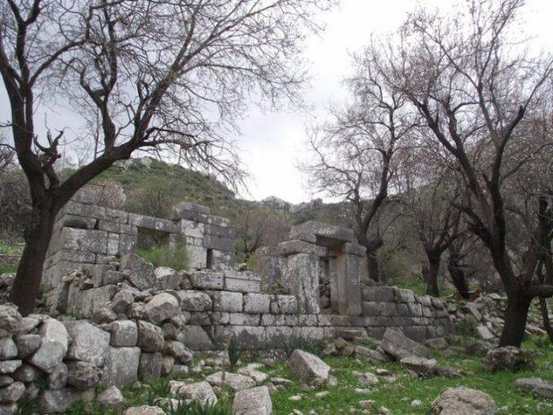 phonix antik kenti