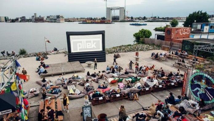 Pllek Amsterdam