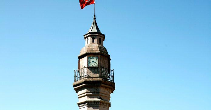 samsun saat kulesi