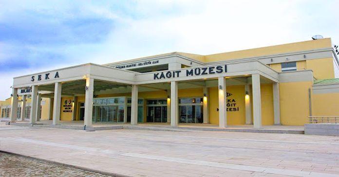 seka kağıt müzesi