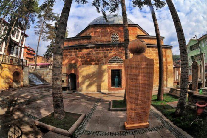 Şeyh Şaban-ı Veli Camii
