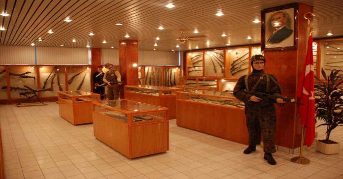 silah müzesi