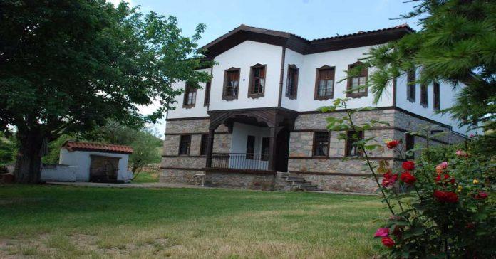 tarihi kırıkkale evleri
