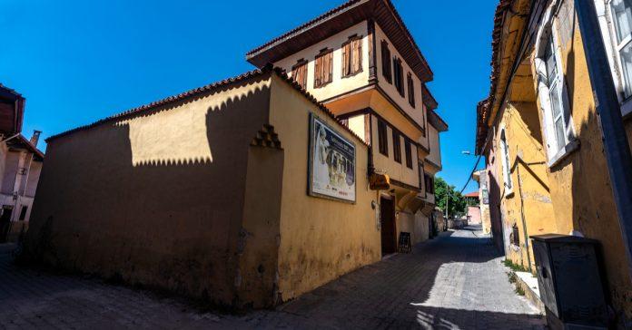 tarihi kula evleri