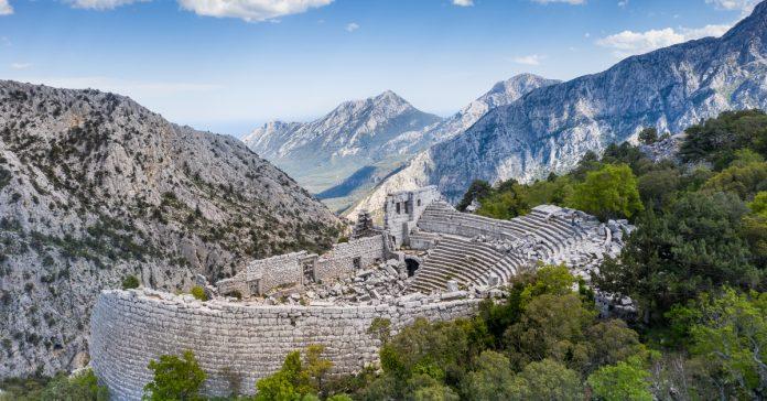 Termessos Antik Tiyatro