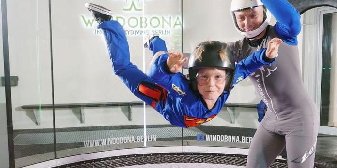 WINDOBONA Indoor Skydiving Berlin