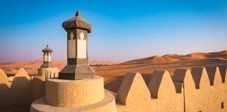 Abu Dhabi Tarihi Yerler
