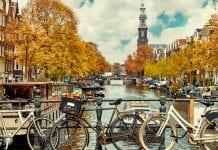 Amsterdam'da 3 Gün