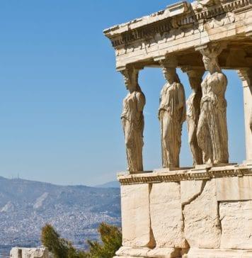 Atina Tarihi Yerler