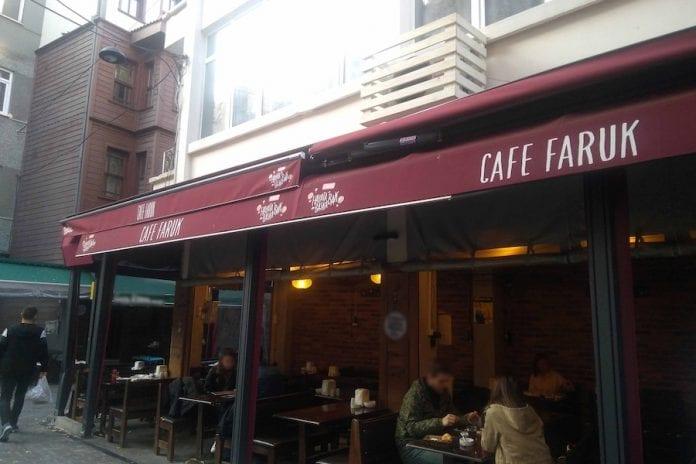 Cafe Faruk Kahvaltı