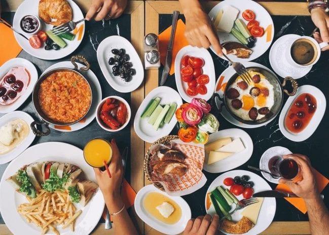 Cumbalı Kahvaltı