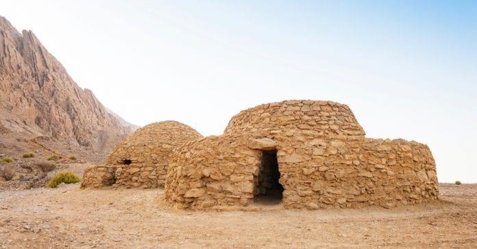 Jebel Hafit Mezarları