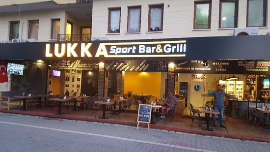 Lukka Sports Bar and Grill