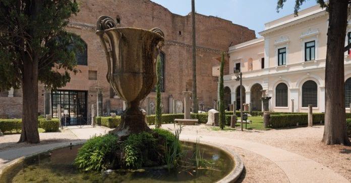 Museo Nazionale Romano (Ulusal Roma Müzesi)
