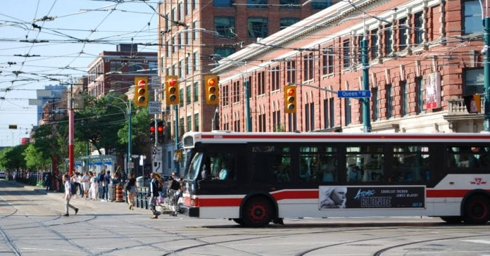 Queen Street West – East
