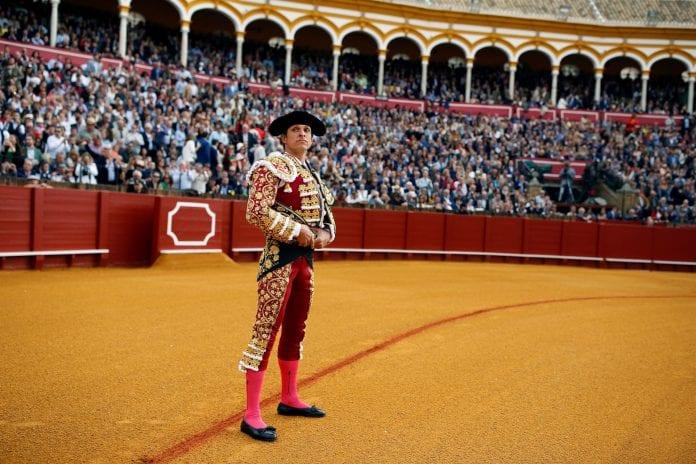 Sevilla Boğa Güreşi Alanı