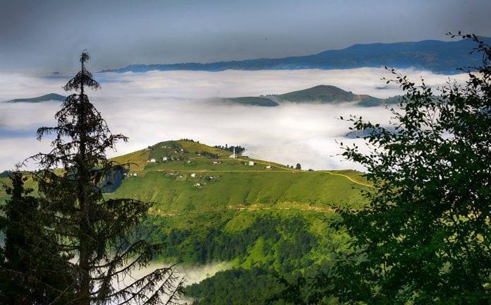 sis dağı yaylası