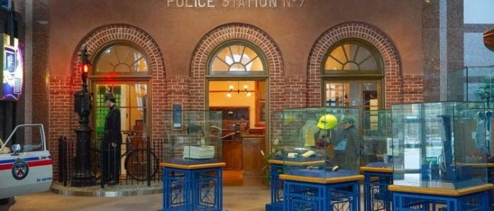 Torono Police Museum And Discovery Centre