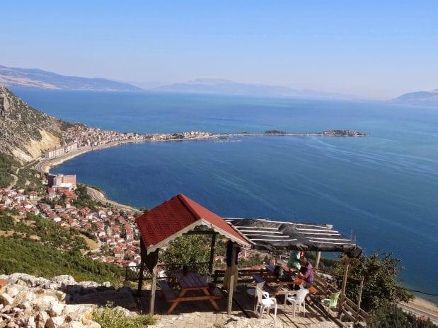 Akpınar Köyü Seyir Terası