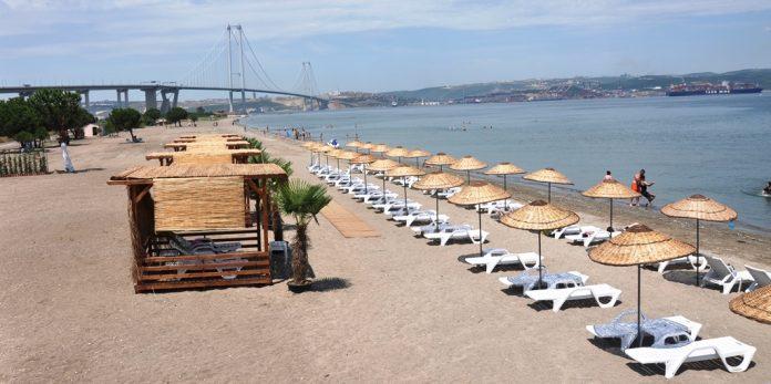 Altınova Hersek Plajı
