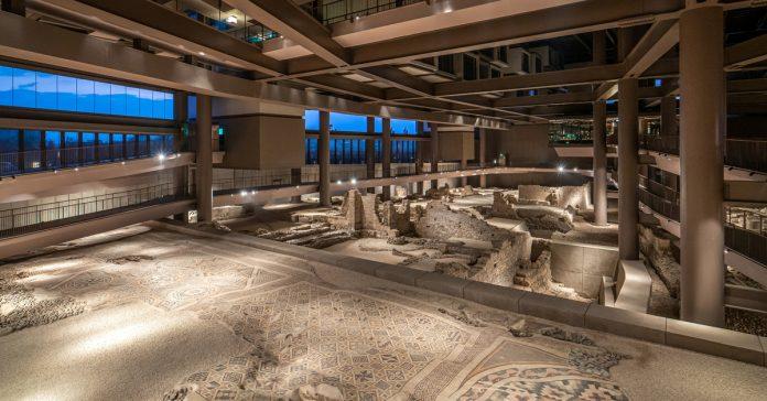 antakya arkeoloji müzesi