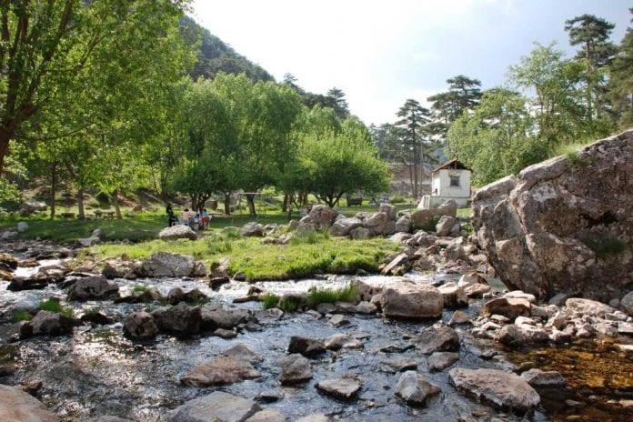 Başpınar Tabiat Parkı