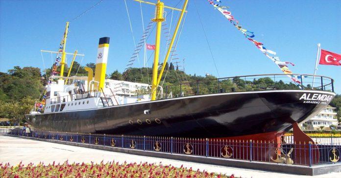gazi alemdar gemi müzesi
