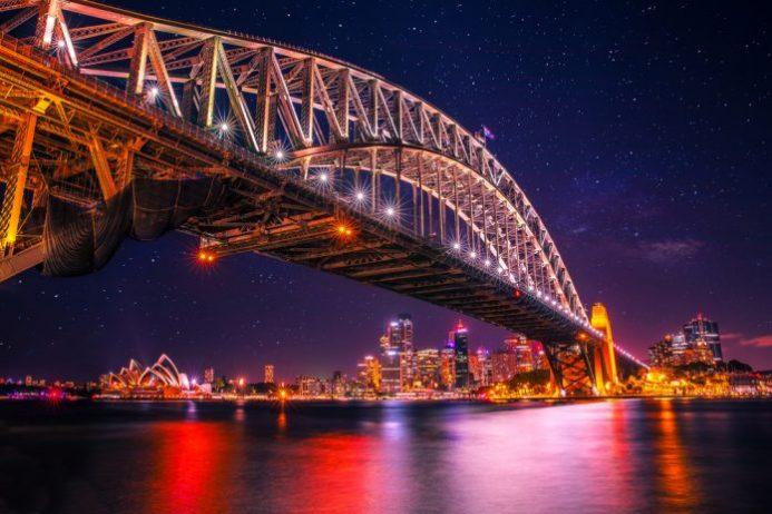 Sidney Harbour Köprüsü