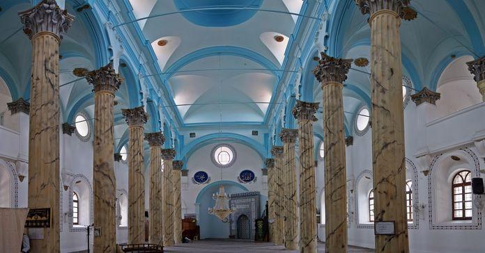 Hayrettin Paşa Camii
