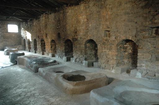 tarihi rum çamaşırhanesi