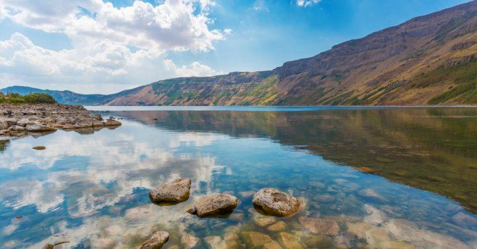 Bitlis, Nemrut Gölü