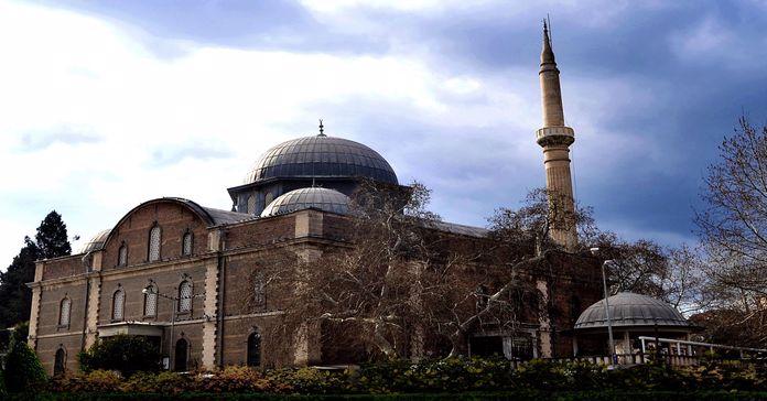 Zağnos Paşa Camii