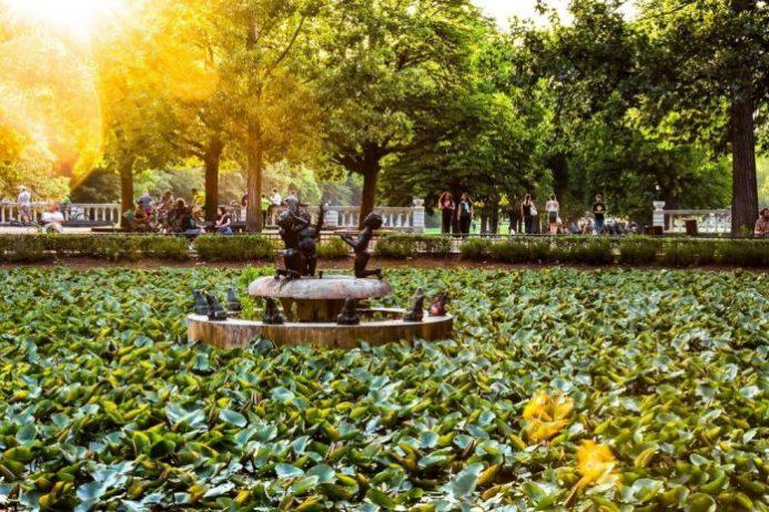 Borisova Gradina Parkı