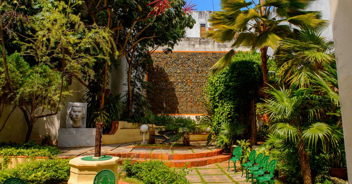 Casa de Carmen Montilla