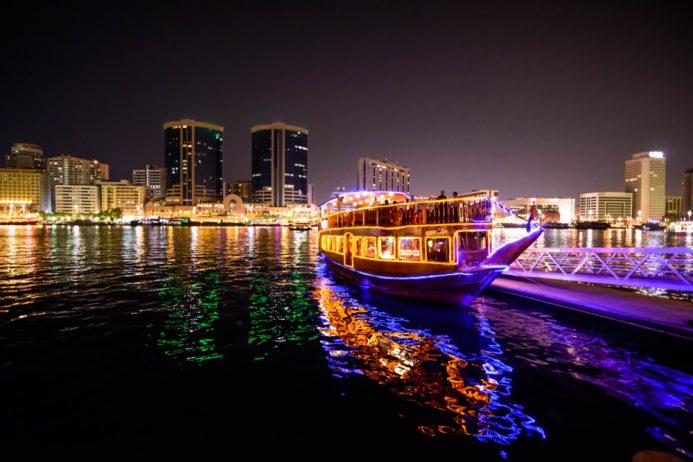 Dhow Cruise Dubai Marina