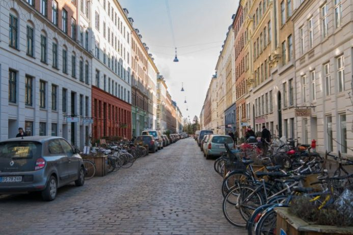 Jaegersborggade