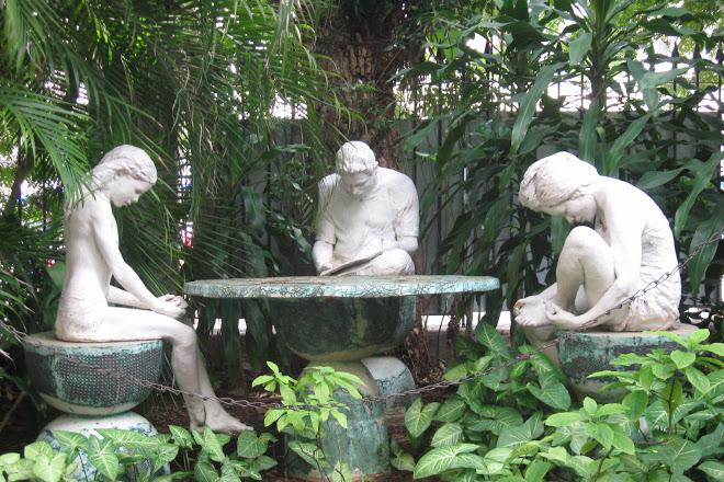 Jardín Madre Teresa de Calcuta